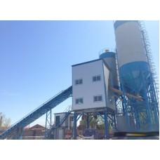 Бетонный завод HZS 25