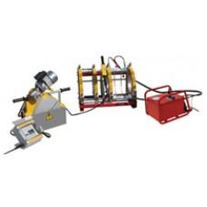SP250 - комплектная машина для сварки напорных полимерных трубопроводов, в том числе газопроводов.