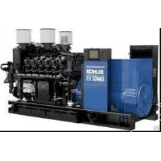 Дизельный генератор SDMO KD2500-E с АВР