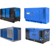 Дизельный генератор TFi 165TS ТСС АД-120С-Т400-1РМ20 В контейнере