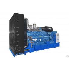 Высоковольтный дизельный генератор TBd 830TS-6300