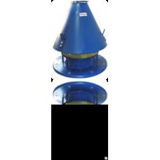 Вентиляторы крышные ВКР № 6,3 (мощ./об. 3,0х1500) общего назначения